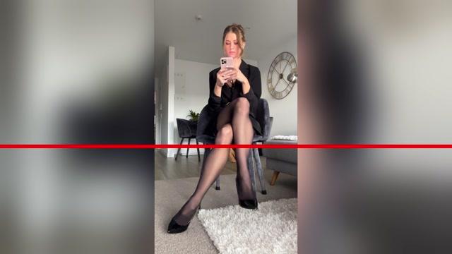 Watch Online Porn – Miss Scarlett – Keep Your Eyes Below the Beta Line #5 (MP4, FullHD, 1920×1080)