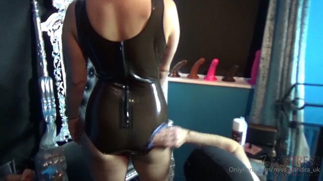 Mistress Sandra - Shinning Me 00013