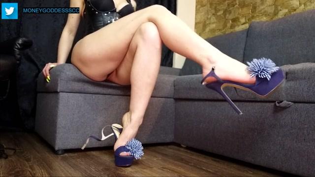 MoneyGoddesss - Dangle Mindfuck - Sandals 00015