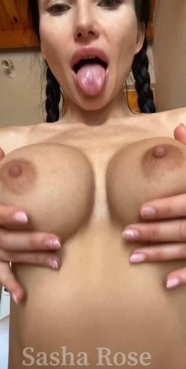 Sasha Rose - From Dance to Strong Orgasm Big Dildo 00015