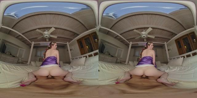 VRCosplayx presents Rapunzel A XXX Parody - Erin Everheart 00009