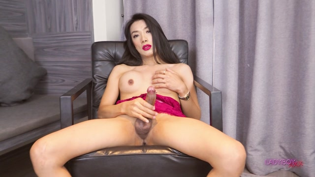 AsianTGirl presents Natty - Natty
