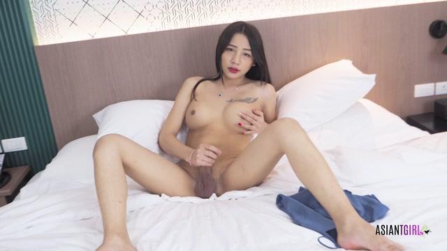 AsianTGirl presents Pepo - Pepo