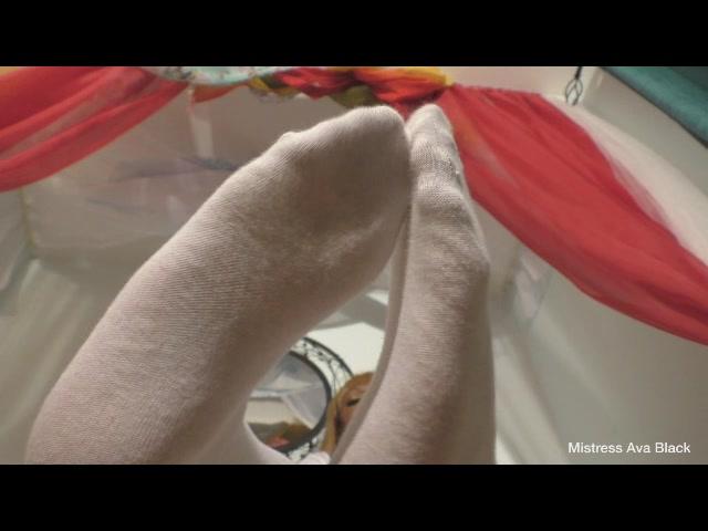 Ava Black - Well-kept Foot Goddess 00007
