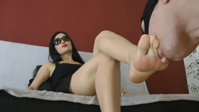 Boot Heel Worship CBT Humiliation - Superior Goddess Worship 00013