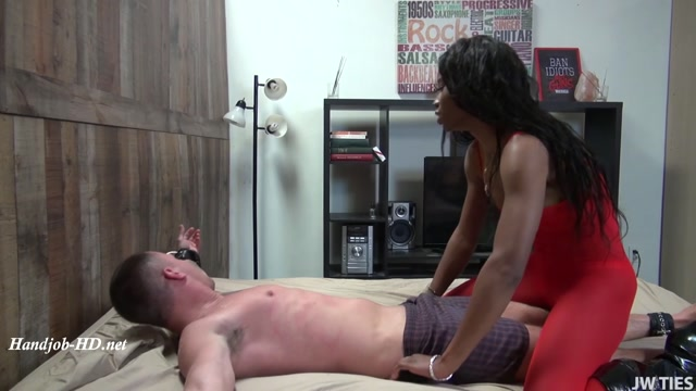 Brads First Time - Tickled and Abused Males - Mya Mays - HandJob 00006