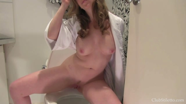 ClubStiletto - MistressT - Her Chained Toilet 00005