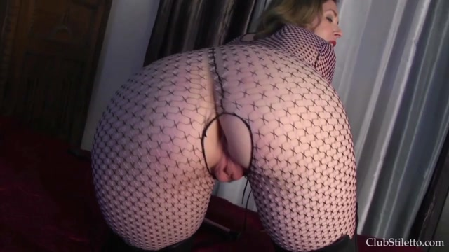 ClubStiletto - MistressT - Only Dirty Ass for you 00013