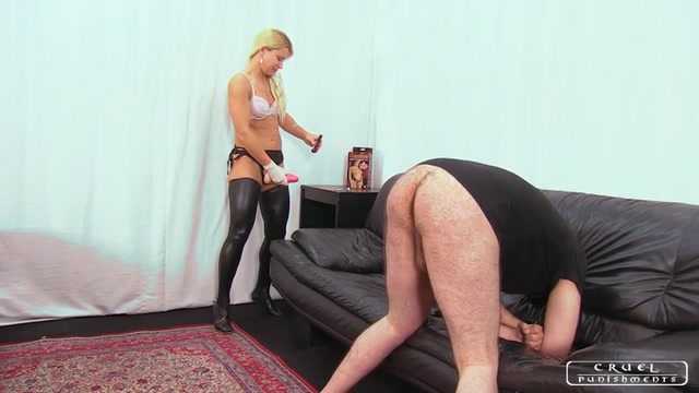 Cruel Punishments - Severe Femdom - Lady Zita - Bend him over 00004