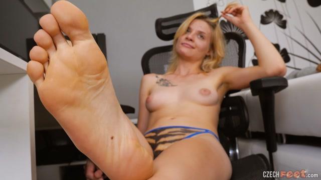 CzechFeet - 03-07-2021 Jarmila - Bare feet & Nylons & Various & Nudity 00006