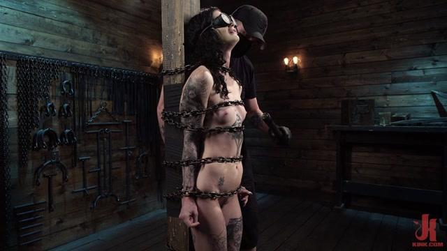 DeviceBondage presents Lydia Black Tormented In Brutal Restriction – 02.09.2021 00008