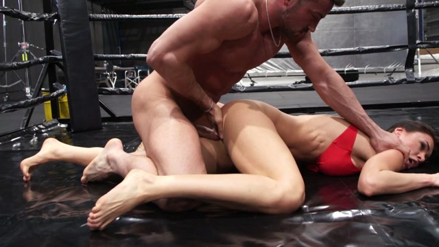 Dirty Wrestling Pit: SEXBATTLE RING Bout #17, AT HIS MERCY 00008