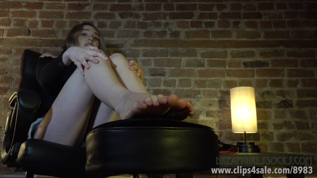 Dreamgirls In Socks - Carmela