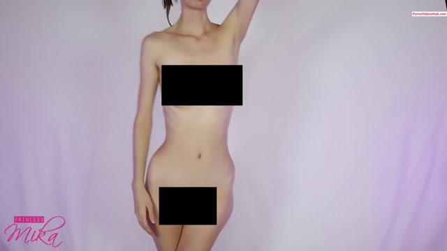 Empress Mika – Naked Goddess Worship – $49.99 (Premium user request) 00005