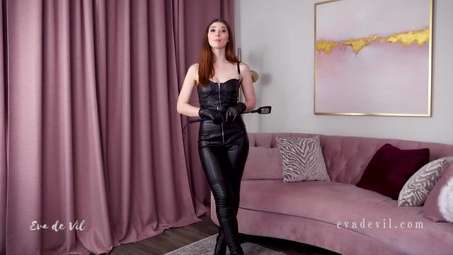 Eva de Vil - Surrender As My Permanent Bitch 00003