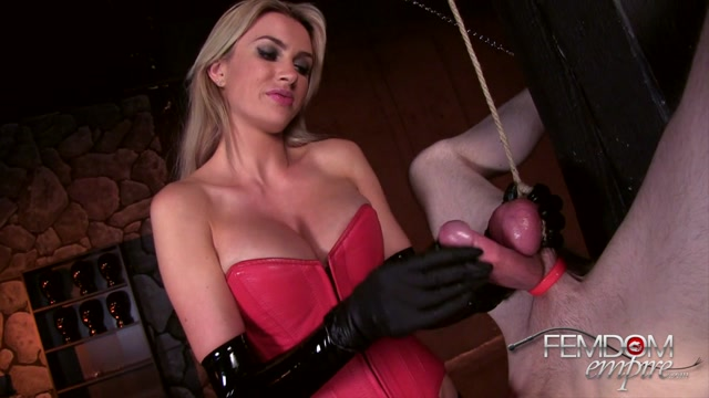FemdomEmpire - Mistress Gigi - Forced to Swallow 00001