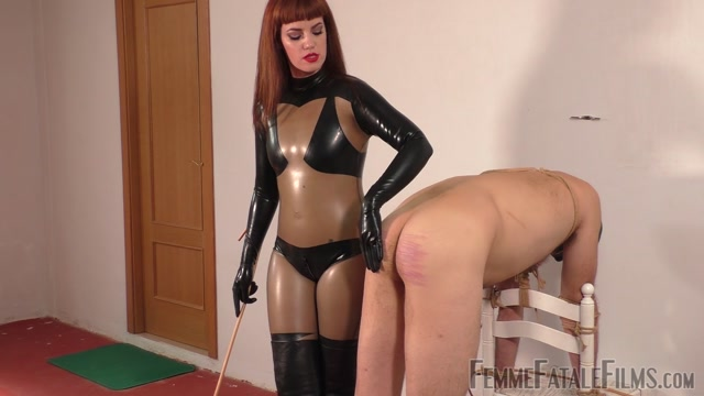 Femme Fatale Films - Miss Zoe - Cold Caning - Complete Film 00007