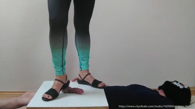 Flat Sandals Crush It Again – MISTRESS FATALIA 00011