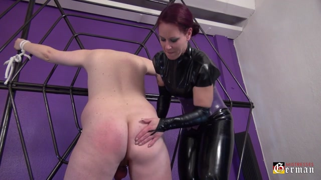 German Mistresses - Another little fly caught in Mistress Djinny s web 00007