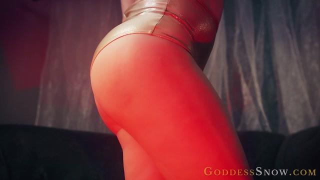 Goddess Alexandra Snow - Red Hot Booty 00010