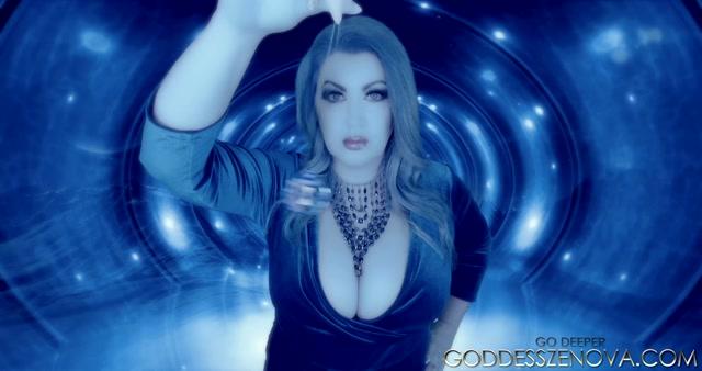 Watch Online Porn – Goddess Zenova – Blue Bliss Mind Invasion (MP4, UltraHD/4K, 4096×2160)