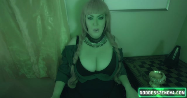 Watch Online Porn – Goddess Zenova – GREEN PLEASURE Mind Melt Smoke (MP4, UltraHD/4K, 4096×2160)