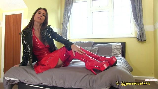 Jess West – Edged By PVC – $13.99 (Premium user request) 00003