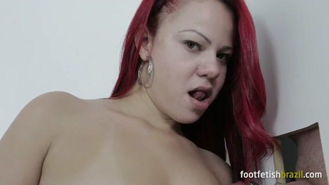 Watch Online Porn – Latina Redhead Footjob (MP4, HD, 1280×720)
