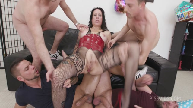LegalPorno presents Adeline Lafouine is Unbreakable bday party Wet #2, Anal Fisting, DAP, Monster ButtRose, Pee Drink, Squirt, Cum in Mouth GIO1907 – 02.09.2021 00004