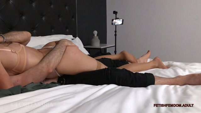 Lord Maria Making My Cuck Jealous of an Alpha Male Cock 00003