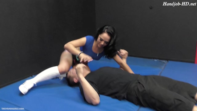 Marriage By Submission - Cunning Crafty Sexpot Kristina Rose - Women on Top - of men - HandJob 00001