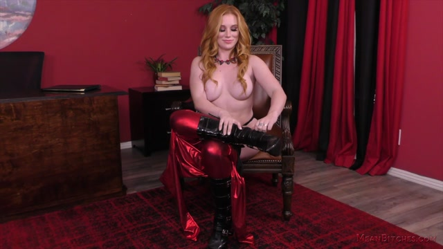 MeanBitches POV Slave Orders - Mean Widow - Madison Morgan 00005