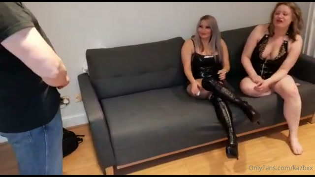 Miss Kaz B  leaked  - We Had A Great Deal Of Fun Humiliating A Very Naughty Boy 00002
