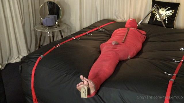 Miss Kim Rub  leaked  - Red Mummy Part 3 00009