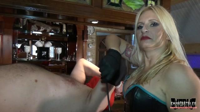 Mistress Kelly Kalashnik - Bartender