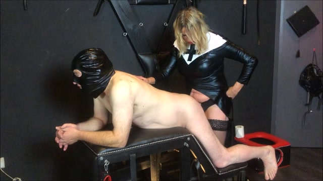 Mistress V - Taking My Slave With A Strapon – A Hard Fvcking – ELITE PRODOMME IN HUDDERSFIELD 00008