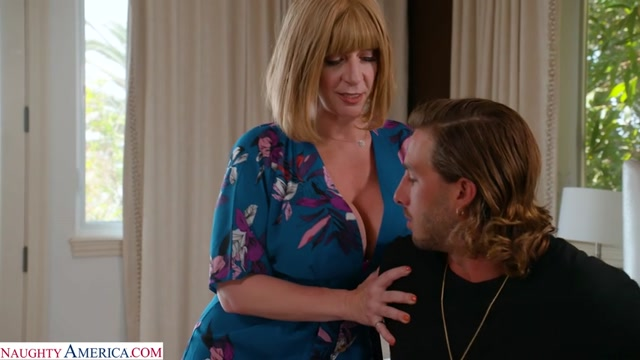 NaughtyAmerica - MyFriendsHotMom presents Hot MILF Sara Jay Works Her Big Sexy Ass On Some Young Cock – 03.09.2021 00000