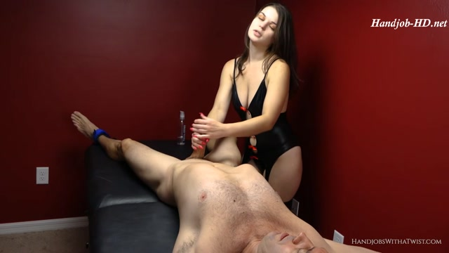 Orgasm Denied - SilverCherrys Handjobs With a Twist - Anastasia Rose - HandJob 00007