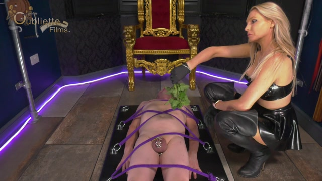 Oubliette A Special Treat From Mistress 00001