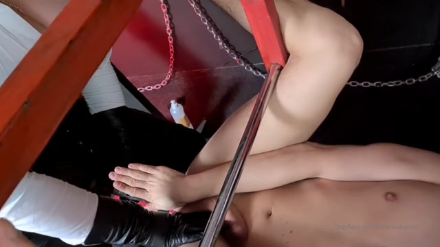 Pegging With Two Mistress. It's Dream Every Slave – MISTRESS KARINO 00009