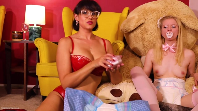 Watch Free Porno Online – Penny Barber – A Diaper Doll for the Diaper Boy (MP4, FullHD, 1920×1080)