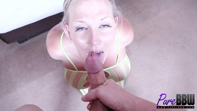 Pure-BBW presents Nikki Sexx big titty blowjob – 01.09.2021 00015