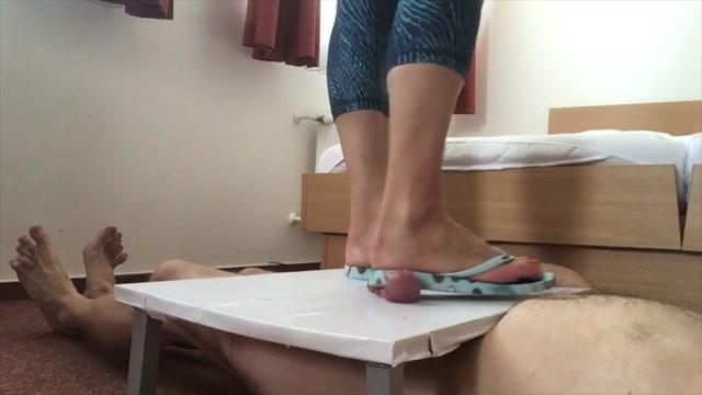 Submissive Loser Suffers On Cock Board – MISTRESS FATALIA 00012