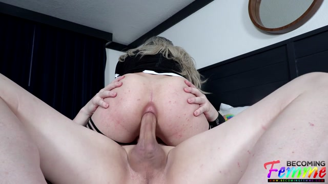 Becomingfemme presents Micky Mackenzie Sissy Maid Gets A New Toy – 16.10.2021 00014