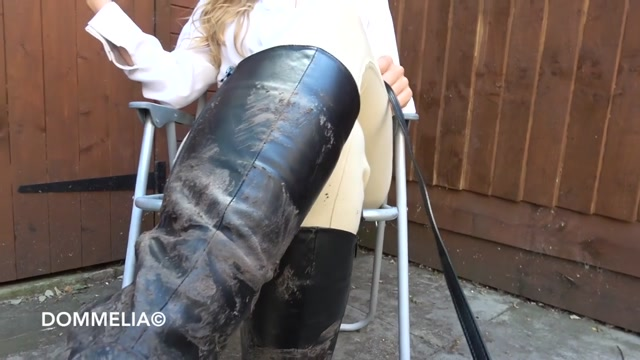 Dommelia - Muddy Boots Series Your New Life As My Waste Bucket Pt 1 00009