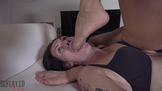 Watch Online Porn – Footsmother Fight Ko Triple Way Match – DEFEATED XXX – FEMALE FIGHTING AND FETISH MOVIES (MP4, SD, 640×360)