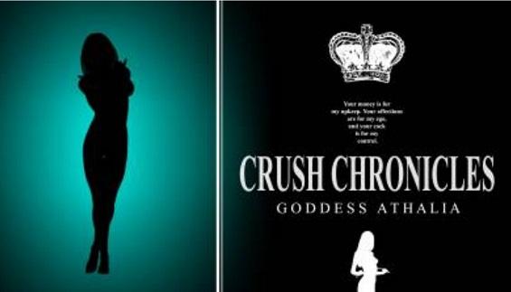 Goddess Athalia - Crush Chronicles Nights 1-6 - Targeted PE Training Mp3