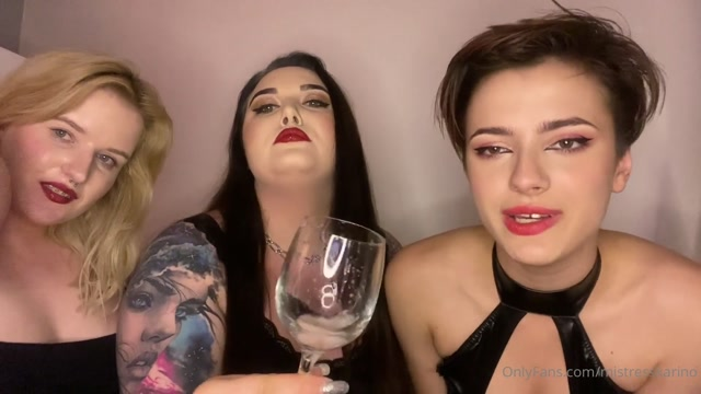 I Know You Dream Of Being My Spittoon – MISTRESS KARINO 00003