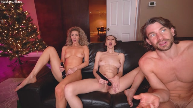Jack and Jill - Teens 1st Threesome and Girl Experience 00007