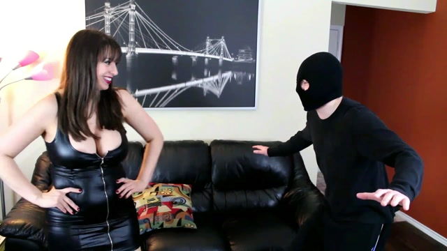 Watch Online Porn – Lacy Luck – Witchy Lacy vs The Burglar (MP4, FullHD, 1920×1080)